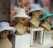 Laughing Mannequins by Barbara Wyeth