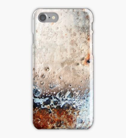 Rough Sailing Ahead iPhone Case/Skin