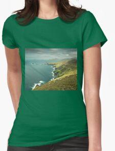 Great Blasket Island Womens Fitted T-Shirt