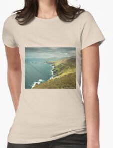 Great Blasket Island Womens Fitted T-Shirt
