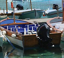 Greek Boat by EHAM-spotter