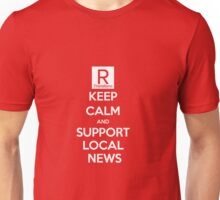 Keep Calm Reno Unisex T-Shirt