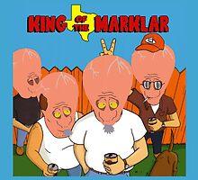 King of the Marklar by ethanfa