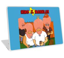 King of the Marklar Laptop Skin