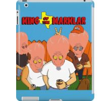 King of the Marklar iPad Case/Skin