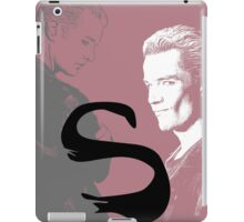 Spike Buffy the Vampire Slayer iPad Case/Skin