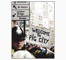 Pig City 2 by Robert Munro
