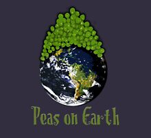 Peas on Earth - Cartoony Unisex T-Shirt
