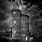 The Turret by Catherine Hamilton-Veal  ©