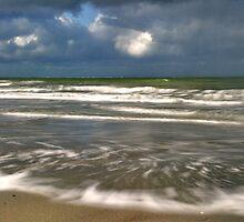 Renesse Beach by Adri  Padmos