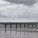 Moana Beach, South Australia 2 by Topher Webb