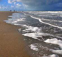 Renesse Beach (2) by Adri  Padmos