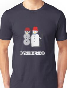 Invisible Friend/SNOWMAN Series Unisex T-Shirt