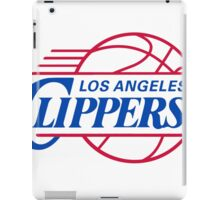 clippers iPad Case/Skin