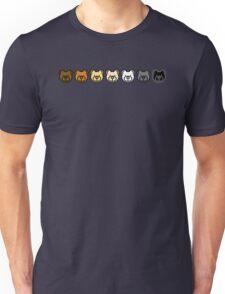 Bear Flag Faces T-Shirt