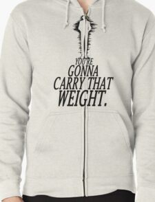 Carry That Weight - Bang [Inverted] T-Shirt