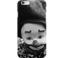 Clown Doll of Rocky Comfort iPhone Case/Skin