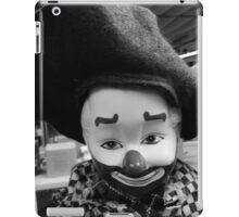 Clown Doll of Rocky Comfort iPad Case/Skin