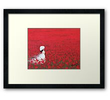 Being a Woman #2 Framed Print
