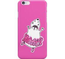 Hamster Ballerina - Pink iPhone Case/Skin