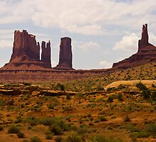 Monument Valley Colors by Bo Insogna