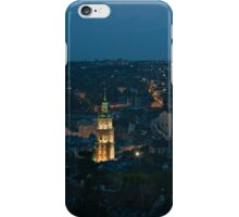 Early evening over Lviv iPhone Case/Skin