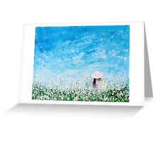 Being A Woman #1 Greeting Card