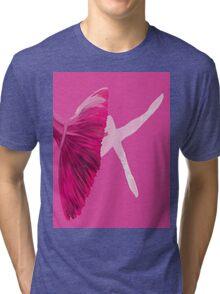 Ballerina Tri-blend T-Shirt