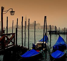 Venice sunset by BrigiBano