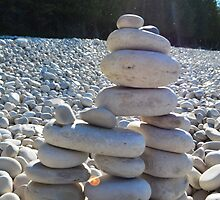 Cairn #2.  Because Andy Goldsworthy rocks (see what I did there?) by stlmoon