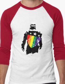 Color Guard Men's Baseball ¾ T-Shirt