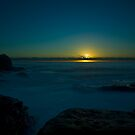 Should Have Stayed in Bed - Garie Beach, NSW by Malcolm Katon