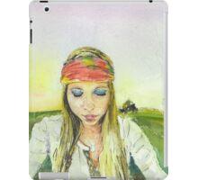 Earth Child iPad Case/Skin
