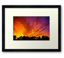 Storm's End - 1 Framed Print