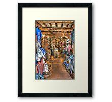 craft Framed Print