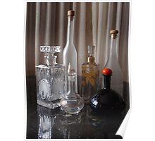 Bottles & Bottles Poster