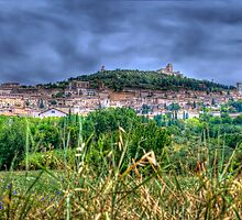 Assisi by oreundici