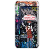 Clever Graffiti iPhone Case/Skin