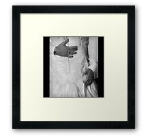 First Dance Framed Print