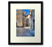 Assisi Framed Print