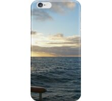 Contemplative Seas iPhone Case/Skin