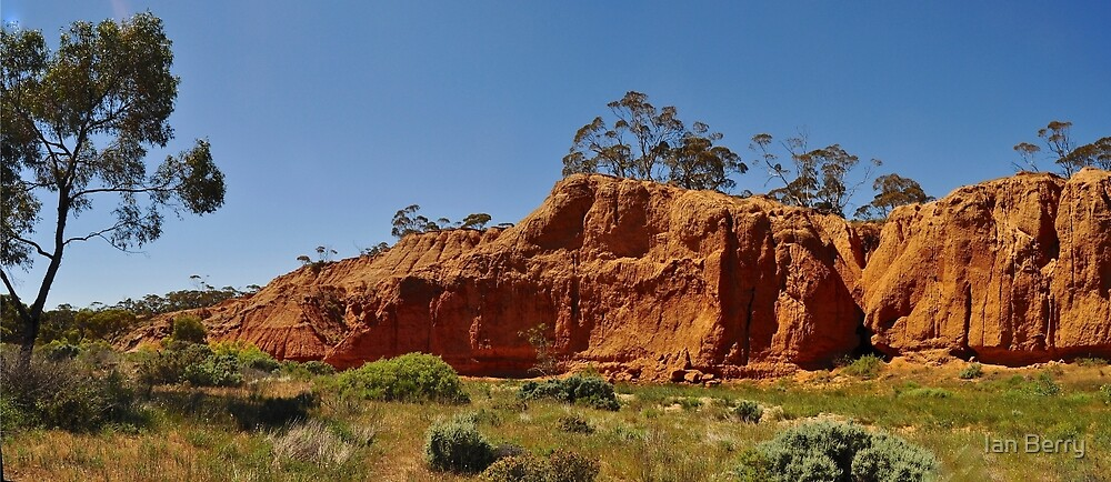 Red Banks Conservation Park by Ian Berry