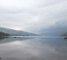 Loch Tay, Kenmore by Lindamell