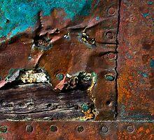 Rust & Wood by Carola Gregersen