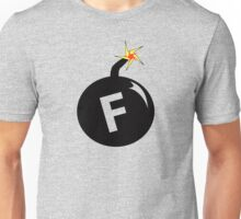 F Bomb  Unisex T-Shirt