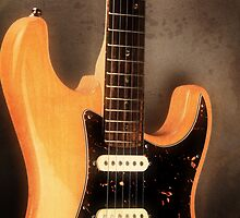 Fender Stratocaster Electric Guitar by koping