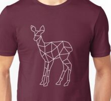 Geometric Doe Unisex T-Shirt