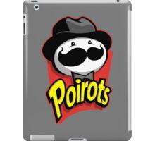Little Grey Chips iPad Case/Skin