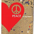 peace of my heart by Louma Rabah