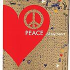 peace of my heart by louma Rabah